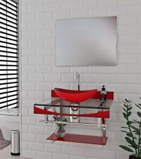 Lavatório Premium com Cuba Bath